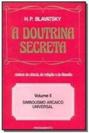 A Doutrina Secreta Vol. 2