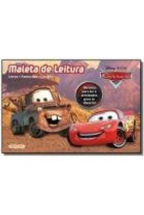 Disney - Maleta De Leitura Carros - Disney   Hoshan.org