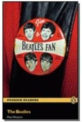 The Beatles - Level 3 - Pack CD - Penguin Readers - 3ª Ed. 2012