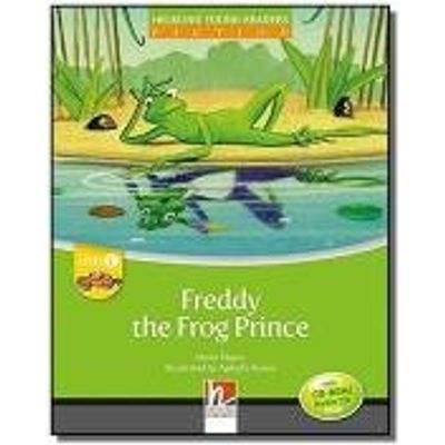 FREDDY THE FROG PRINCE WITH CD - ROOM / AUDIO CD -
