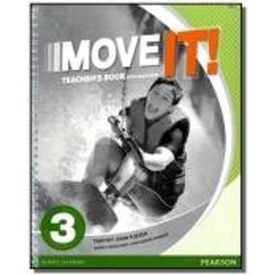 MOVE IT! 3 TB WITH MULTI-ROM - 1ST ED