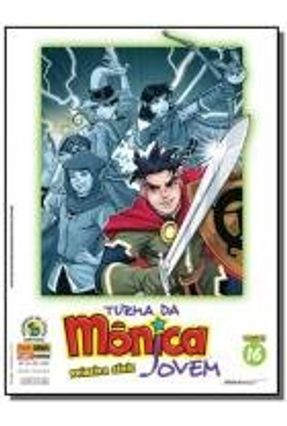 Turma da Mônica Jovem - Primeira Série - Vol. 16