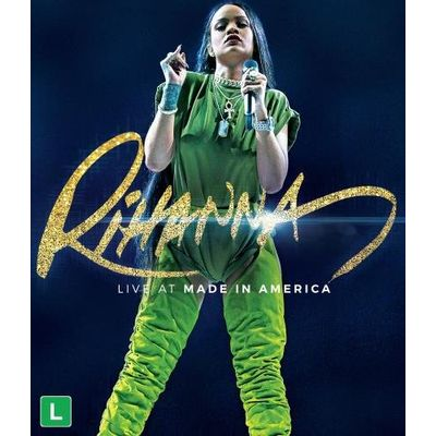 Rihanna - Live At Made In America - DVD