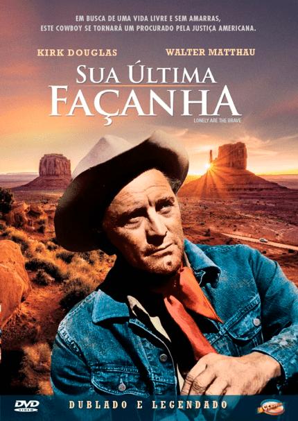 Sua Última Façanha - DVD - Saraiva