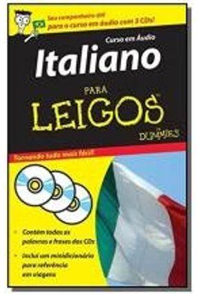 Italiano Para Leigos - Curso Em Audio