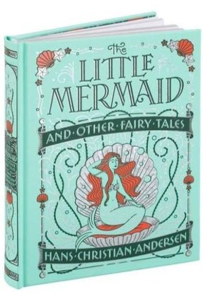 The Little Mermaid And Other Fairy Tales Leatherbound - Andersen,Hans Christian | Tagrny.org