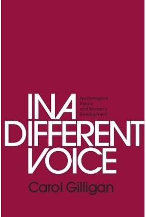 In A Different Voice - Psychological Theory And Women's Development - Gilligan,Carol pdf epub
