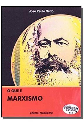 O que e Marxismo - Col.primeiros Passos - Paulo Netto,José   Hoshan.org
