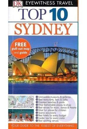 DK Eyewitness Top 10 Travel Guide: Sydney - Neustein,Rachel | Nisrs.org