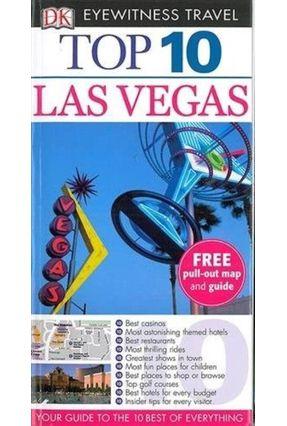 DK Eyewitness Top 10 Travel Guide: Las Vegas - Emerson,Connie | Hoshan.org