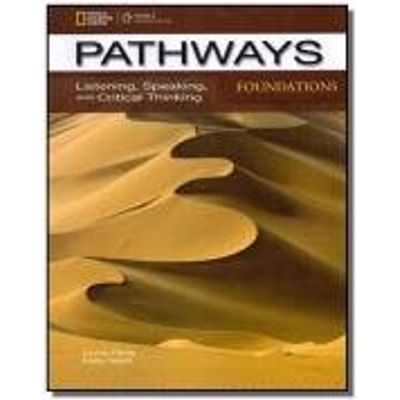 Pathways Foundations - Listening And Speaking - Student Book + Online Workbook Access Code