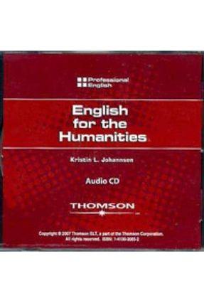 Professional English - English For The Humanities - Audio CD - Williams,Ivor O´brien,Josephine Johannsen,Kristin L. Milner,Martin   Hoshan.org