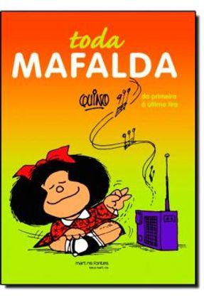Toda Mafalda - 2ª Ed. 2010