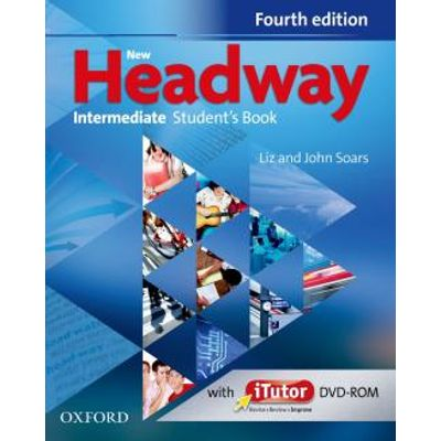 New Headway - Intermediate - Student's Book And Itutor Pack - 4 Ed.