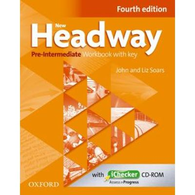 New Headway - Pre-Intermediate - Workbook + Ichecker With Key - 4ª Ed.