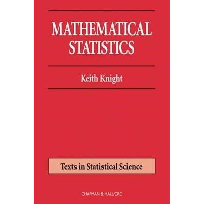 CRC/C&H Texts In Statistical Science (Hardcover) - Mathematical Statistics
