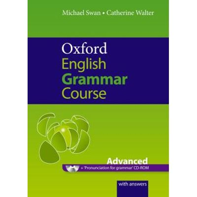 Oxford English Grammar Course - Advanced - With CD-ROM And Key