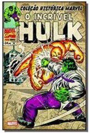 Coleção Histórica Marvel: O Incrível Hulk - Vol. 10