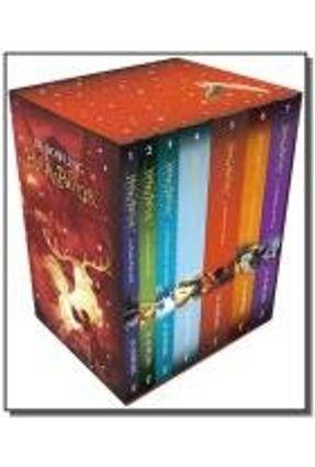 Box Harry Potter - Ed. Premium - 7 Volumes