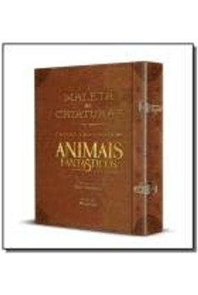 A Maleta de Criaturas - Explore A Magia do Filme