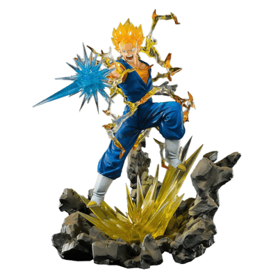 Dragonball Super Saiyan Vegetto - Figuartszero