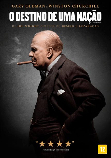 O Destino De Uma Nação - DVD - Saraiva