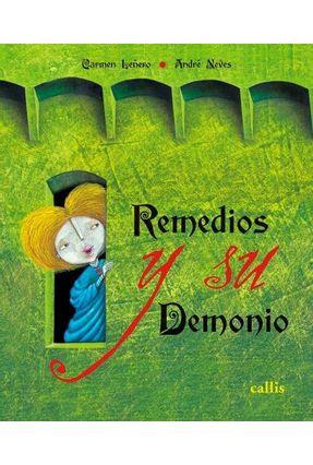 Remedios Y Su Demonio - Carmen Lenero | Hoshan.org
