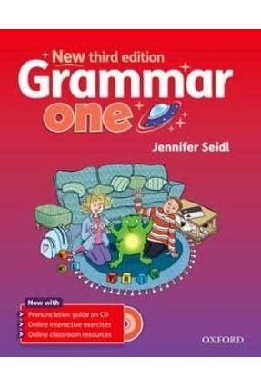 Grammar One - Student's Book With Audio CD - Third Edition - Seidl,Jennifer   Hoshan.org