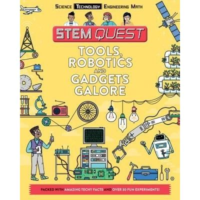 Tools, Robotics, And Gadgets Galore - Technology