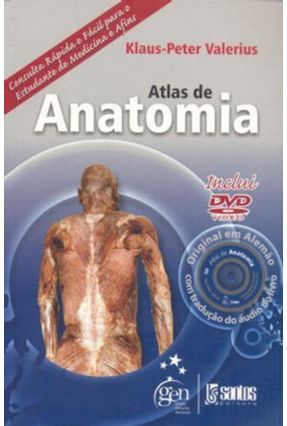 Atlas de Anatomia - Valerius,Klaus-peter pdf epub