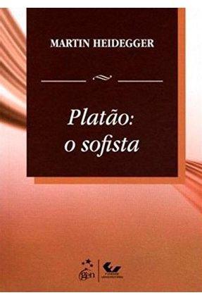 Platão - o Sofista - Heidegger,Martin pdf epub