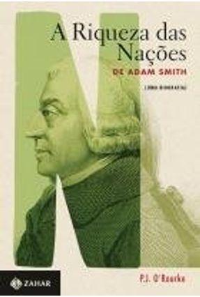 A Riqueza das Nações de Adam Smith