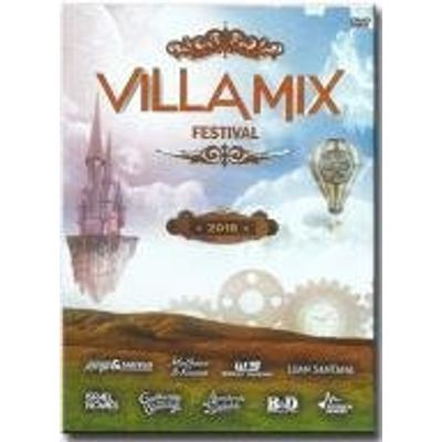 Villa Mix Festival - 2016 - DVD