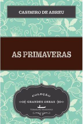 As Primaveras - Abreu,Casimiro | Hoshan.org