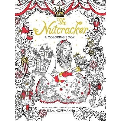 Nutcracker: A Coloring Book