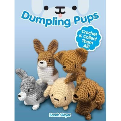 Dumpling Pups - Crochet And Collect Them All!