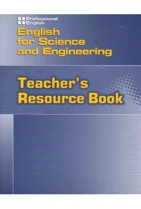 Professional English - English For Science And Engineering - Teacher´s Book - Williams,Ivor O´brien,Josephine Johannsen,Kristin L. Milner,Martin   Nisrs.org