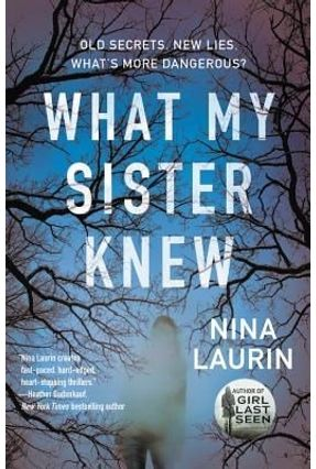 What My Sister Knew - Laurin,Nina   Hoshan.org