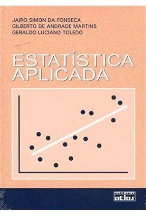 Estatística Aplicada - Fonseca,Jairo Simon da pdf epub