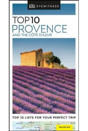 Top 10 Provence And The Côte D'azur Dk Eyewitness Travel Guide - Dk Travel | Hoshan.org