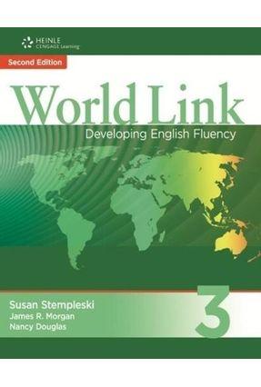 World Link 2nd Edition Book 3 - Online Lesson Planner - Morgan,James R. Douglas,Nancy Stempleski,Susan | Nisrs.org