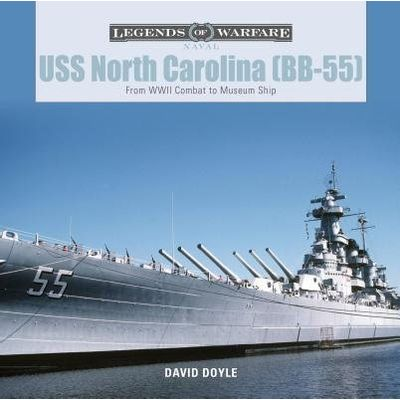 USS North Carolina (Bb-55) - From WWII Combat To Museum Ship