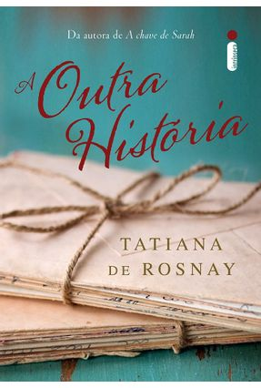 A Outra História - De Rosnay,Tatiana pdf epub
