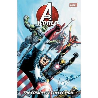 Avengers World - The Complete Collection