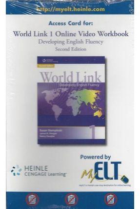 World Link 2nd Edition Book 1 - Online Video Workbook - Stempleski,Susan Douglas,Nancy Morgan,James R.   Hoshan.org