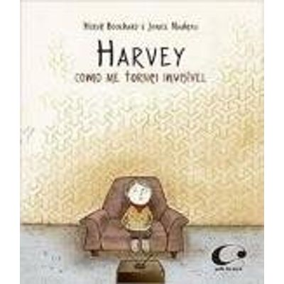 Harvey - Como Me Tornei Invisível