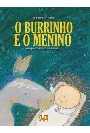 O Burrinho E O Menino - Pires,Maria | Nisrs.org