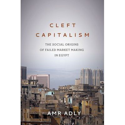 Cleft Capitalism - The Social Origins Of Failed Market Making In Egypt