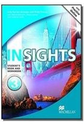 Promo-Insights Student's Book With Workbook & Mpo-3