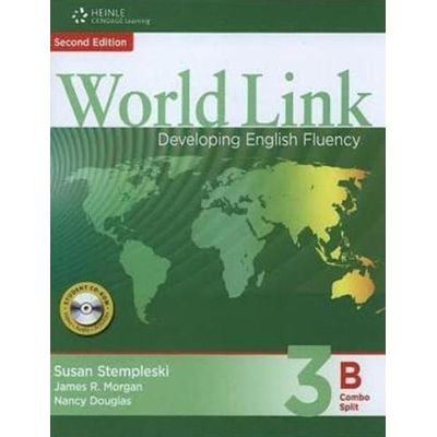 World Link 2nd Edition Book 3 - Combo Split B